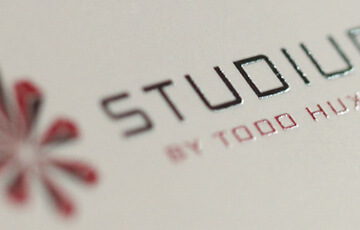Studium by Todd Huxley Business Card