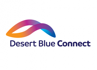 Desert Blue Connect Brand Logo by Jack in the box Busselton