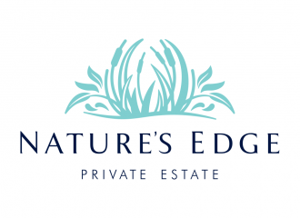 Nature's Edge Private Estate brand logo by Jack in the box Busselton