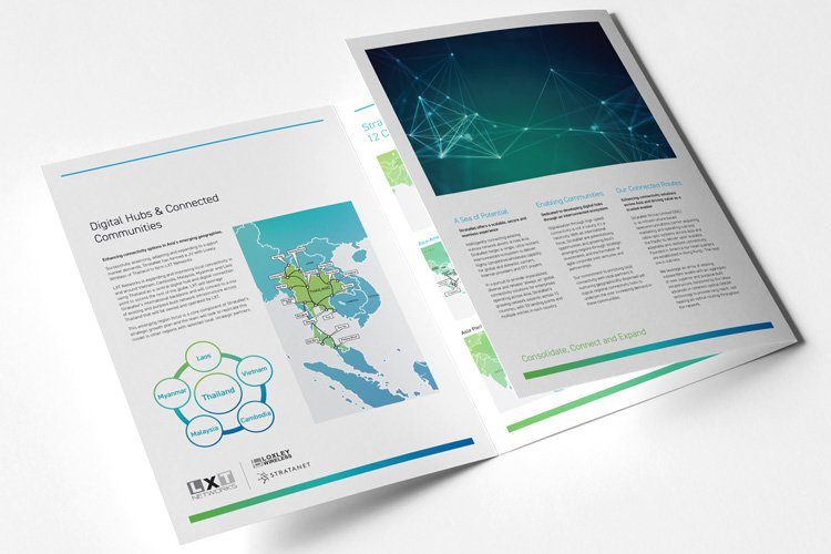 StrataNet Corporate Brochure Designed by Jack in the box Busselton